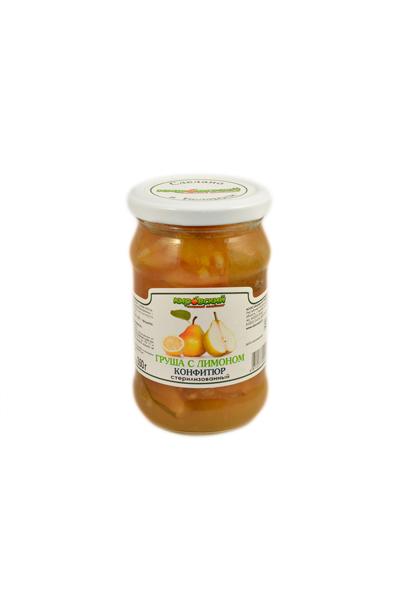 Конфитюр Груша с лимоном